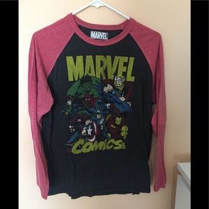 Marvel Mens Tshirt